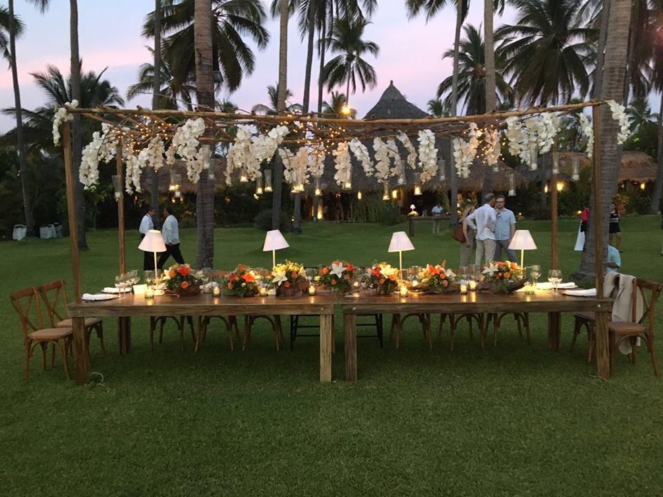 Banquetes Susanna Palazuelos
