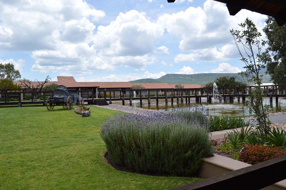 Hotel Hacienda Los Picachos