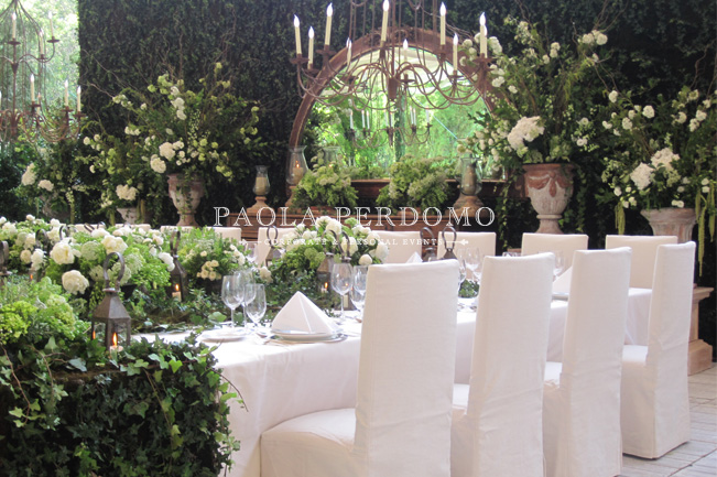 Paola Perdomo Corporate & Personal Events