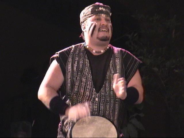 Saúl Espinosa Master Percussionist