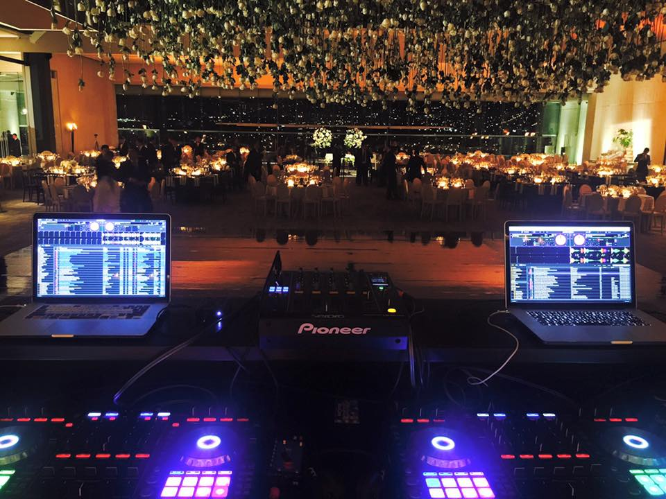 Two DJs México