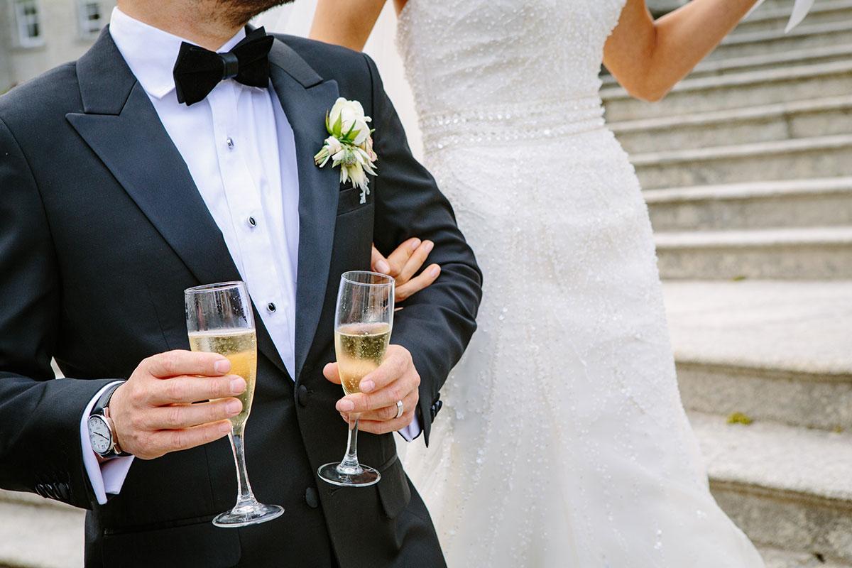 El papel del novio en la organización de la boda