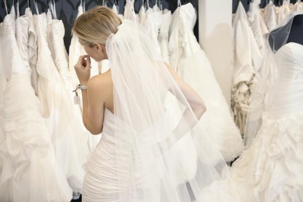 ¿Cómo elegir mi vestido de novia?
