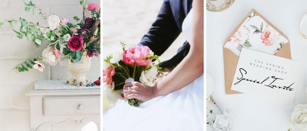 Pasos para planear una boda de ensueño.