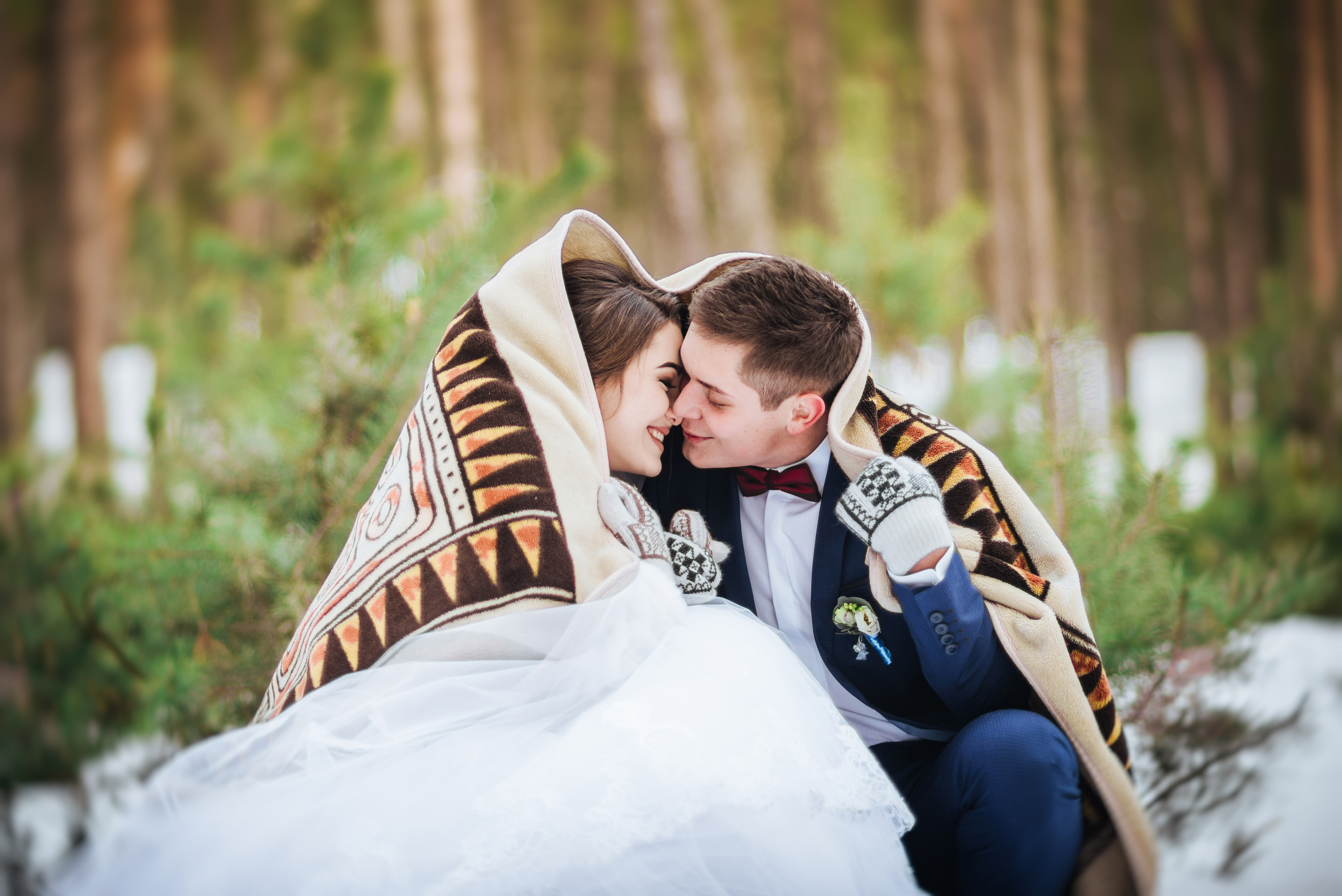 Diciembre - El mejor mes para celebrar una boda