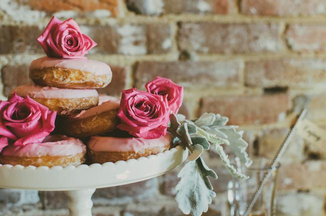 Donut Bar: tendencia en barras de postres.