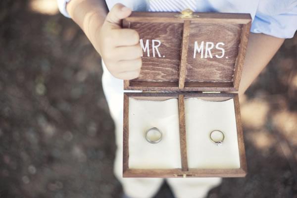 Padrinos de anillos